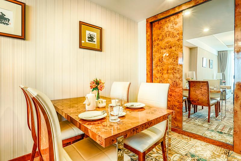 Ambassador Suite Dining Table